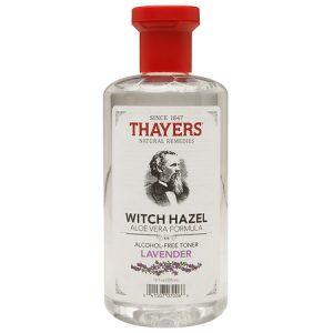 nước hoa hồng toner thayers lavender 355ml