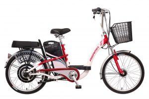 nguyên lý của xe đạp điện