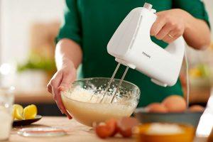 chế biến thực phẩm bằng máy đánh trứng