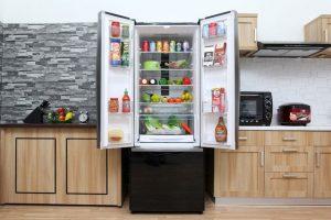chú ý đến kiểu dáng thiết kế tủ lạnh side by side