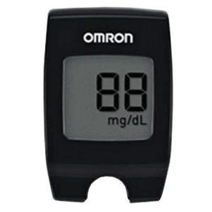 máy đo đường huyết omron hgm112
