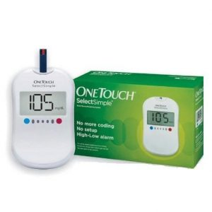 máy đo đường huyết one touch