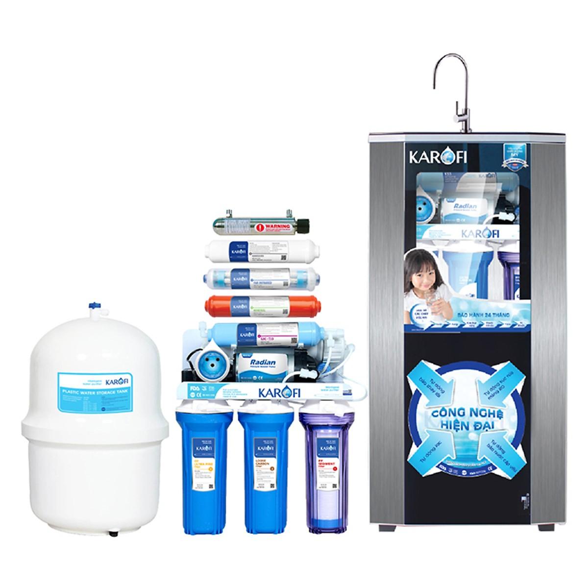 Kinh nghiệm mua máy lọc nước nào tốt nhất cho gia đình 2