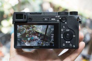 kiểm tra tính năng cần thiết máy ảnh