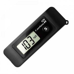 chú ý đến tốc độ đo máy đo đường huyết