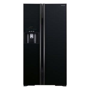 tủ lạnh side by side inverter hitachi r-s700gpgv2-gbk 589 lít