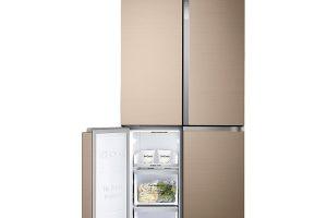 (Review) Tủ lạnh side by side loại nào tốt nhất (2021): Hitachi, Mitsubishi, LG hay Samsung?