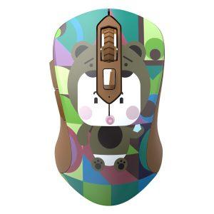 chuột không dây dareu lm115g multicolor