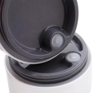 lựa chọn hộp cơm hâm nóng có gioăng ngăn cách