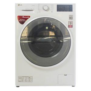 máy giặt cửa ngang inverter lg fc1408s4w2 8kg