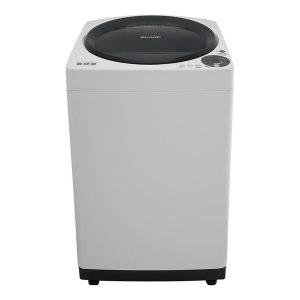 máy giặt cửa trên cao cấp sharp es-u78gv-h 7.8kg