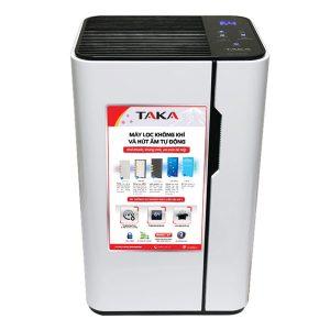 máy hút ẩm lọc không khí taka tk-ed12af 240w