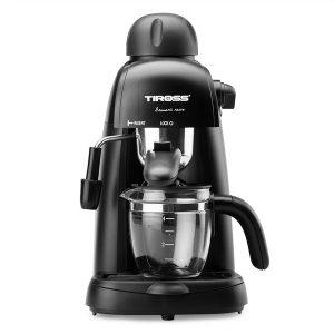 máy pha cà phê espresso tiross ts620 4 ly