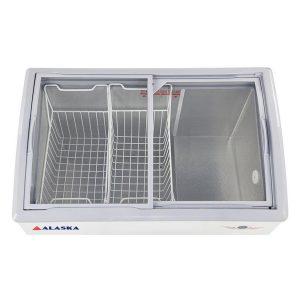 chọn tủ đông theo thiết kế 2 ngăn hay 1 ngăn