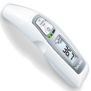 nhiệt kế đo tai và trán cao cấp 6 trong 1 beurer ft65