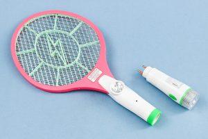 thời lượng pin vợt muỗi ít nhất 10 giờ