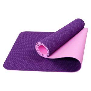 thảm tập gym và yoga tpe 2 lớp zera 6mm2l 6mm