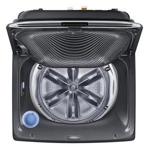 lựa chọn máy giặt cửa trên có thiết kế lồng giặt công nghệ cao