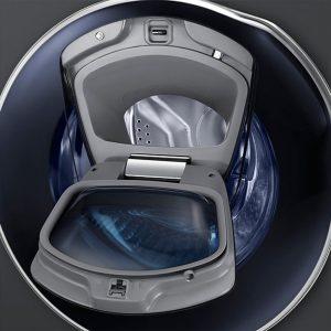 thiết kế và chất liệu lồng giặt an toàn