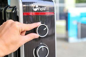 kiểm tra tính năng tiện ích máy sưởi dầu