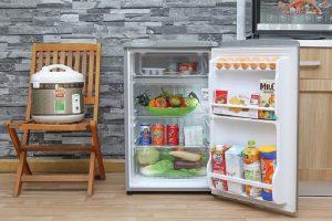 kiểm tra tính năng trên tủ lạnh