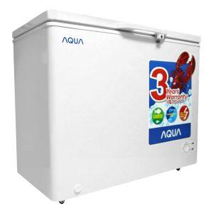 tủ đông aqua aqf-c310 202 lít