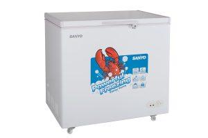 tủ đông sanyo