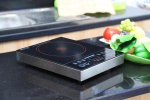 ưu điểm bếp hồng ngoại
