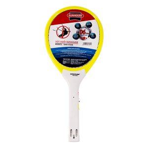 vợt bắt muỗi sunhouse she-e200 – vàng