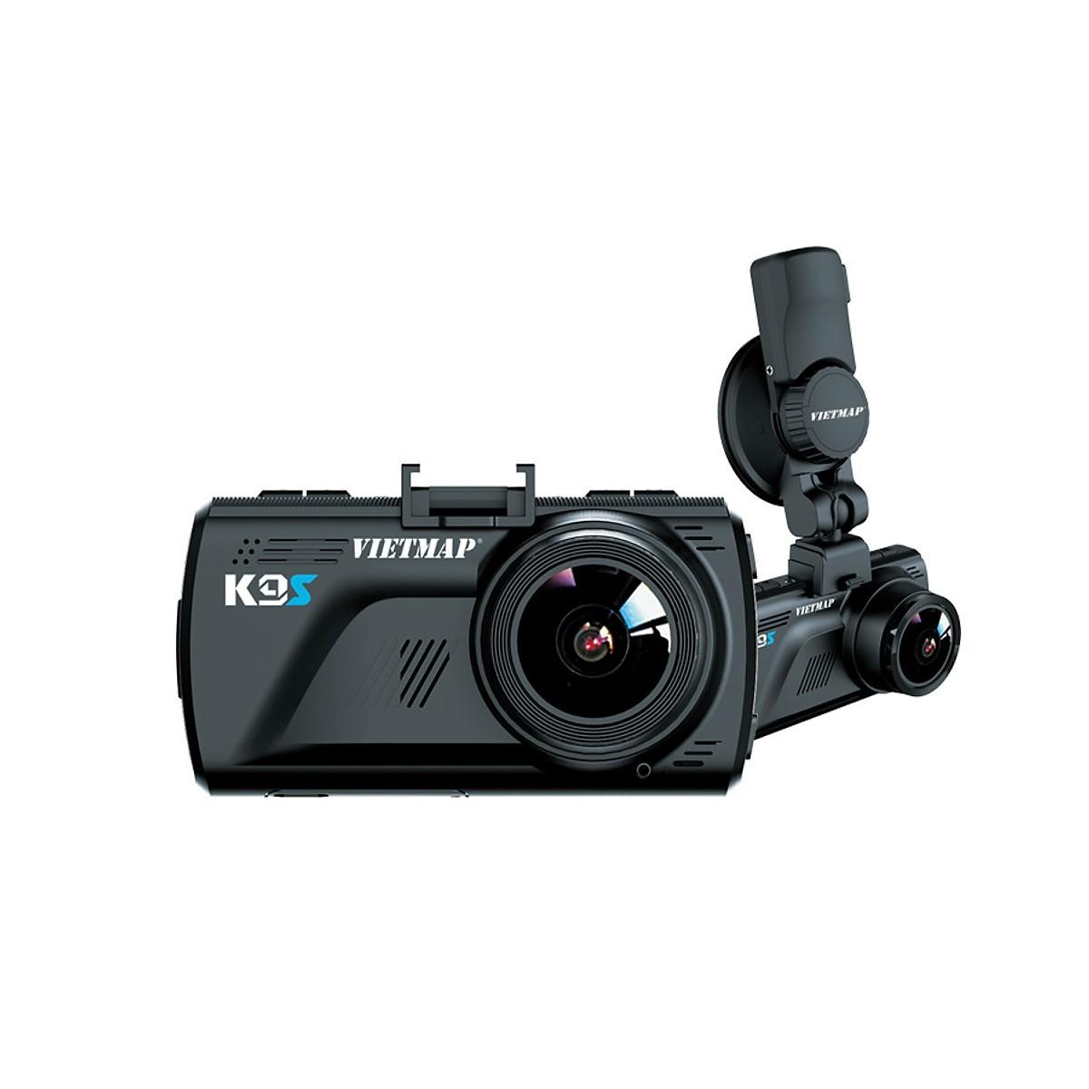camera hanh trinh o to vietmap k9s