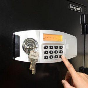 chọn loại khóa két sắt phù hợp