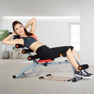 chọn loại máy tập bụng phù hợp với cơ thể