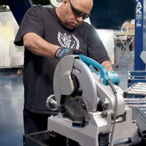 kiểm tra công suất máy cắt sắt