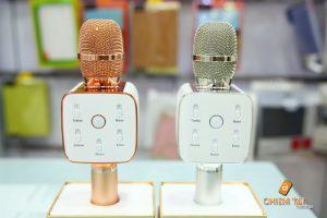 đặc điểm micro karaoke bluetooth