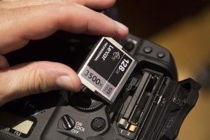 dung lượng thẻ nhớ tương thích với máy