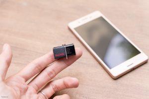 kiểm tra các tính năng đi kèm USB