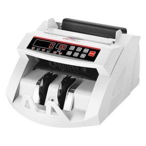 máy đếm tiền led giá rẻ silicon mc-2200