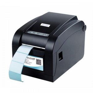 máy in tem mã vạch xprinter xp 350b
