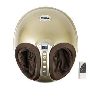 máy massage chân đa chức năng todo td501