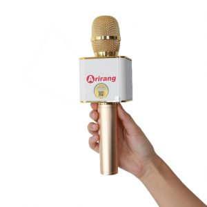 micro karaoke bluetooth arirang
