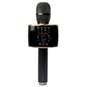 micro karaoke bluetooth magic sing