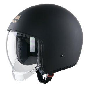 mũ bảo hiểm kính âm cao cấp royal m139