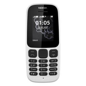 điện thoại nghe gọi nokia 105 dual sim