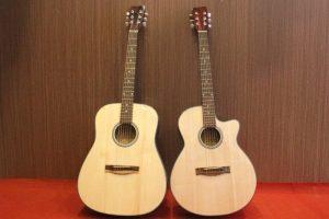kiểm tra chất liệu gỗ đàn guitar