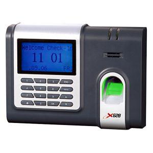 máy chấm công thẻ từ giá rẻ ronald jack x-628
