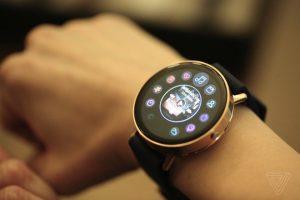 kiểm tra thời lượng pin smartch watch
