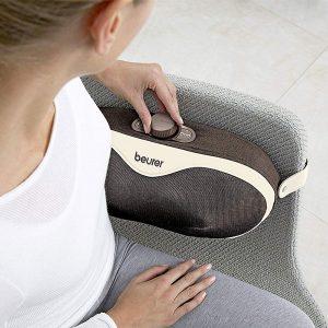 kiểm tra chế độ massage trên gối