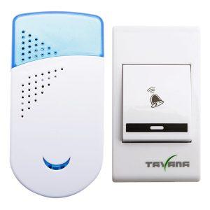 chuông cửa không dây giá rẻ tavana db-001