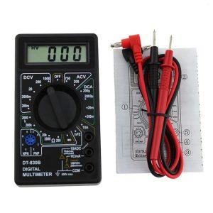 đồng hồ vạn năng dt830b digital multimeter