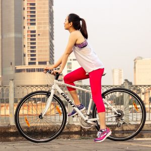 kích cỡ xe đạp thể thao theo dáng người